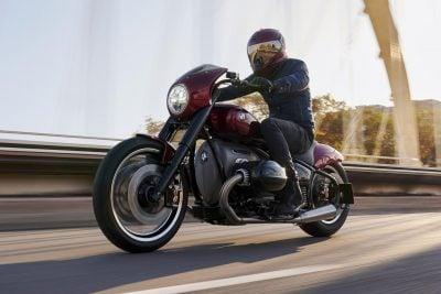 BMW Concept R18 /2 - urban motorcycle