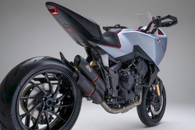 Honda CB4X First Look - SC-Project Mufflers
