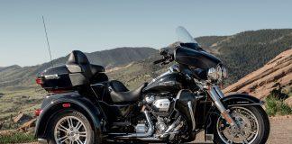 Harley-Davidson Tri-Glide Trike Recall: Unintended Rear Brake Activation