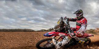 Brabec set for 2020 Dakar