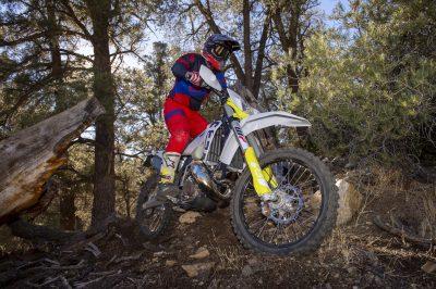2020 Husqvarna TE 150i Review - trail bike