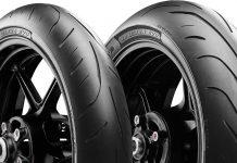 Avon 3D Ultra Evo motorcycle tire