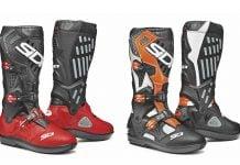 Sidi Atojo SR Boots - Honda and KTM