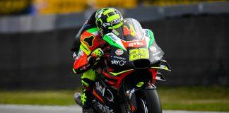 Aprilia's Andrea Iannone Provisionally Suspended from MotoGP (Steroids)