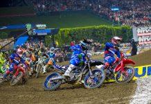 2020 Anaheim 1 Supercross Results - Holeshot
