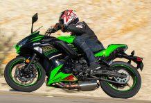 2020 Kawasaki Ninja 650 Review - Action