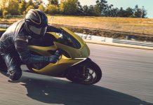 Damon Hypersport E-Motorcycle Unveiled: 200 MPH; 200-Mile Range