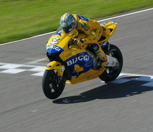 2020 MotoGP Legend Max Biaggi