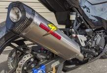 Graves Motorsports Titanium Exhaust Muffler