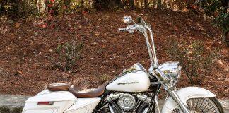 Ryan Hurst Harley-Davidson Raffle