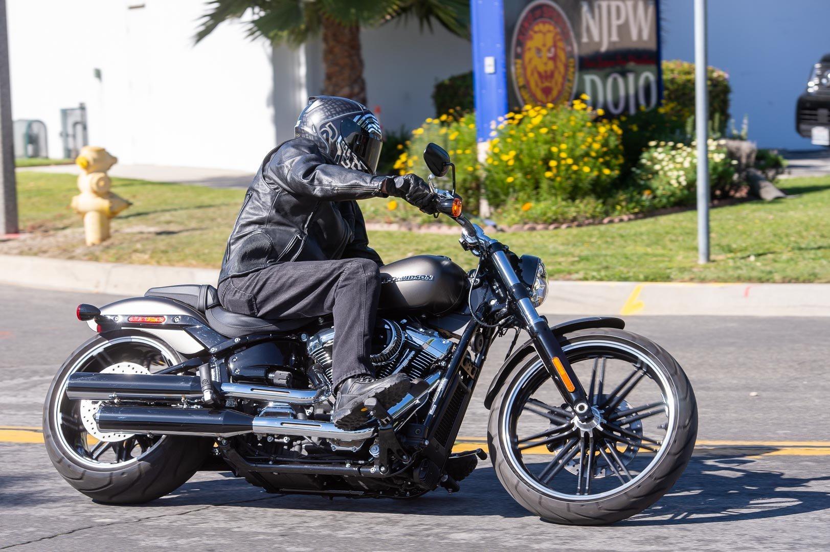 2020 Harley-Davidson Breakout Review: Badass Motorcycle