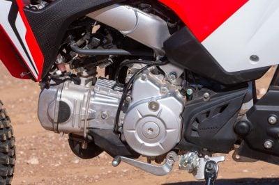 2020 Honda CRF110F engine