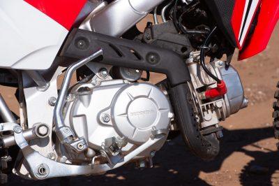 2020 Honda CRF110F torque