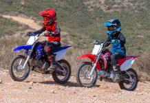 2020 Honda CRF110F vs Yamaha TT-R110E motorcycle review
