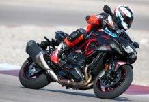 2020 Kawasaki Z H2 test
