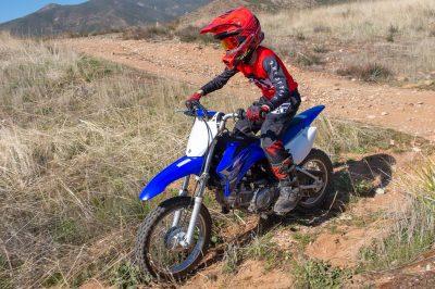 2020 Yamaha TT-R110E review