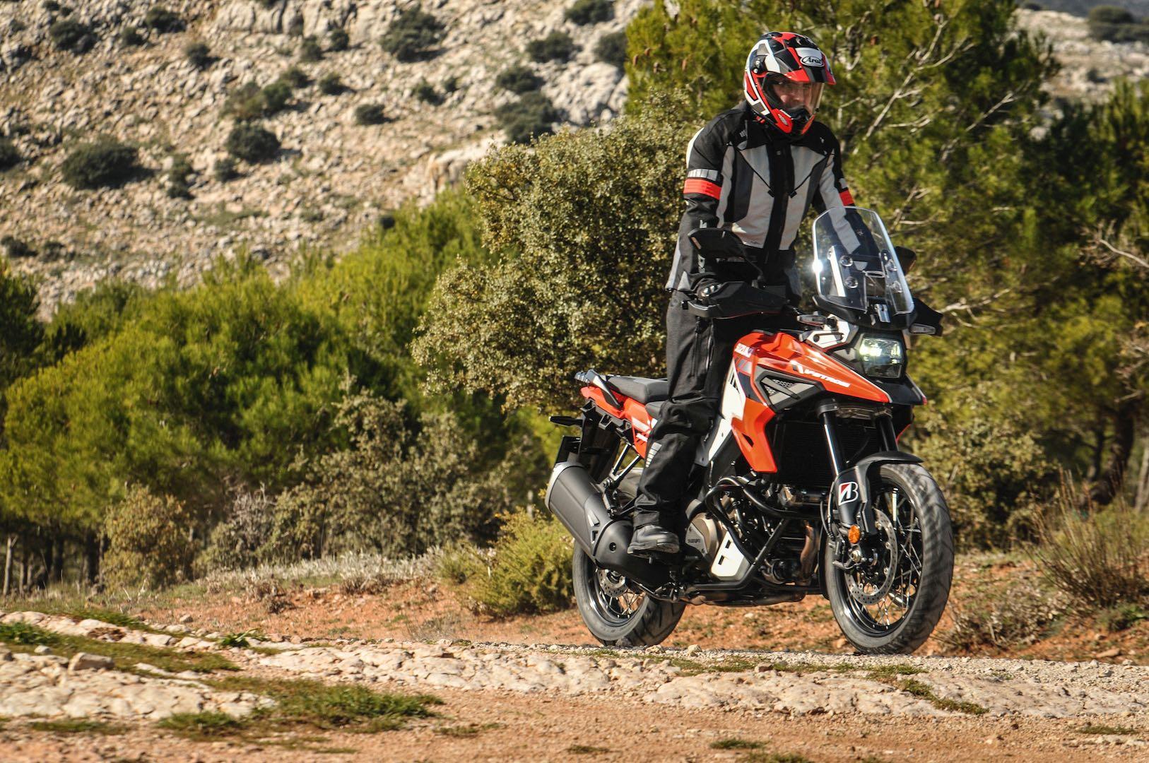 2020 Suzuki V-Strom 1050XT Test: Simply Taking On Spain