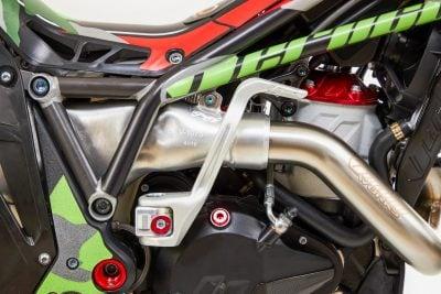2020 Vertigo Vertical R2 First Look - two-stroke motorcycle engine