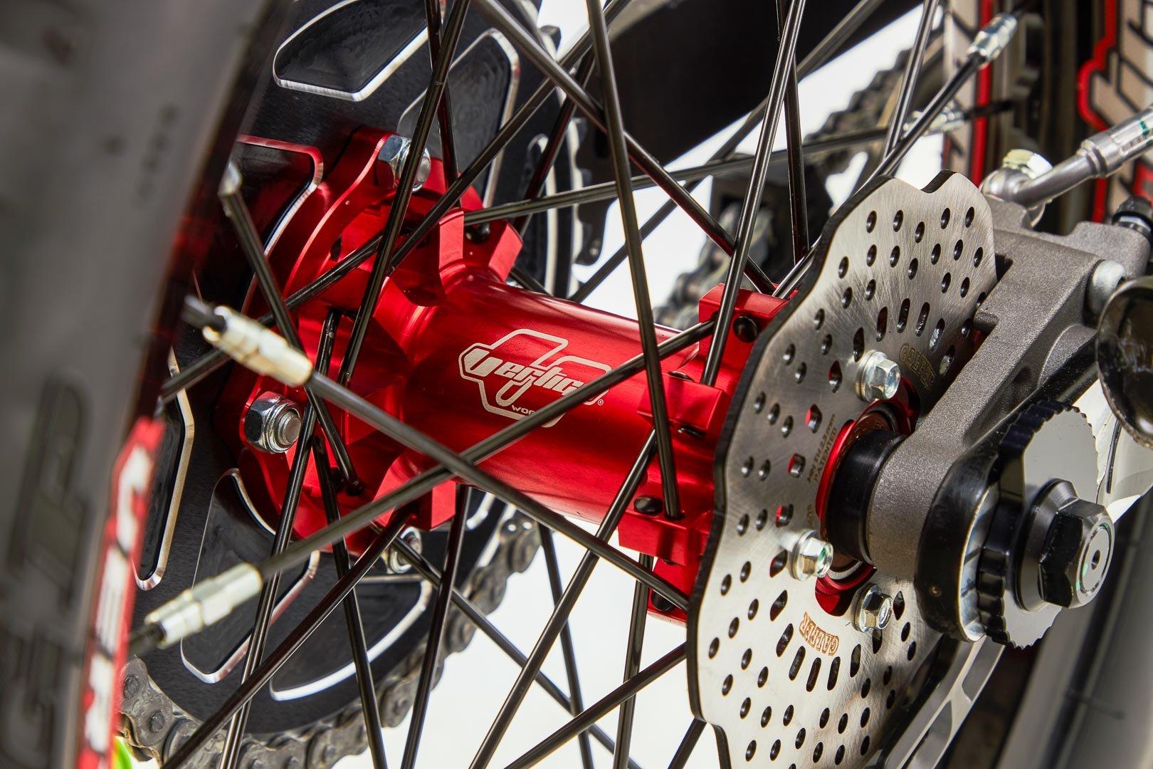 2020 Vertigo Vertical R2 First Look - Trials bike