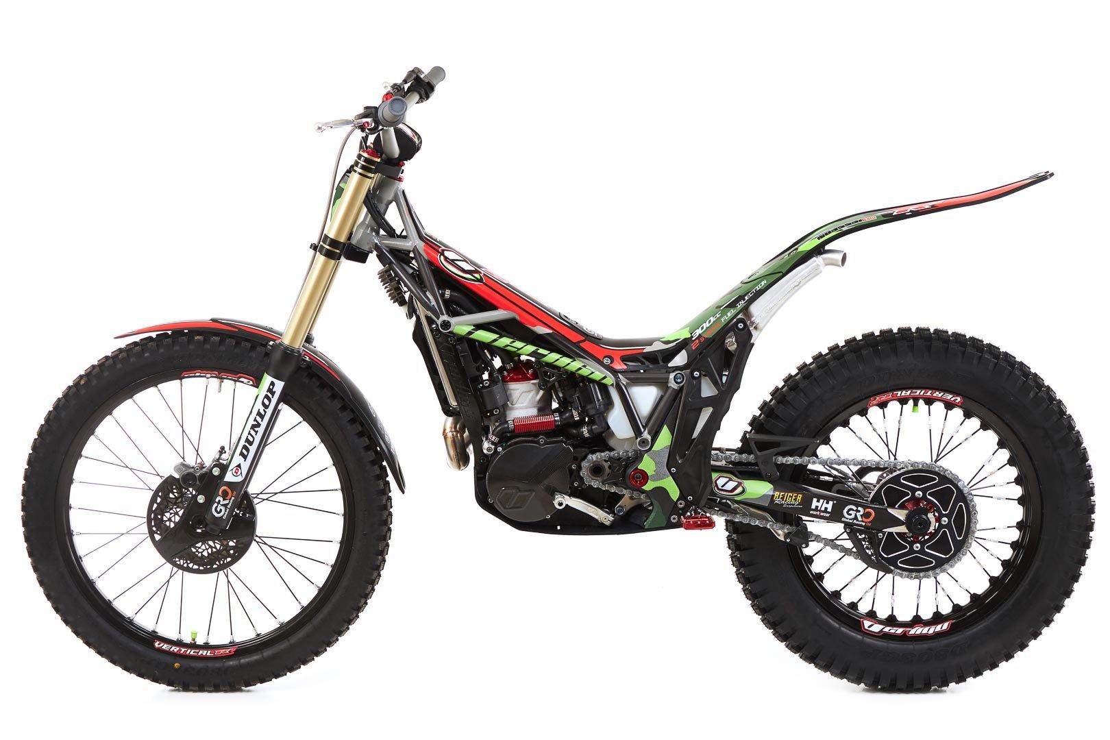 2020 Vertigo Vertical R2 First Look - observed trials motorcycle