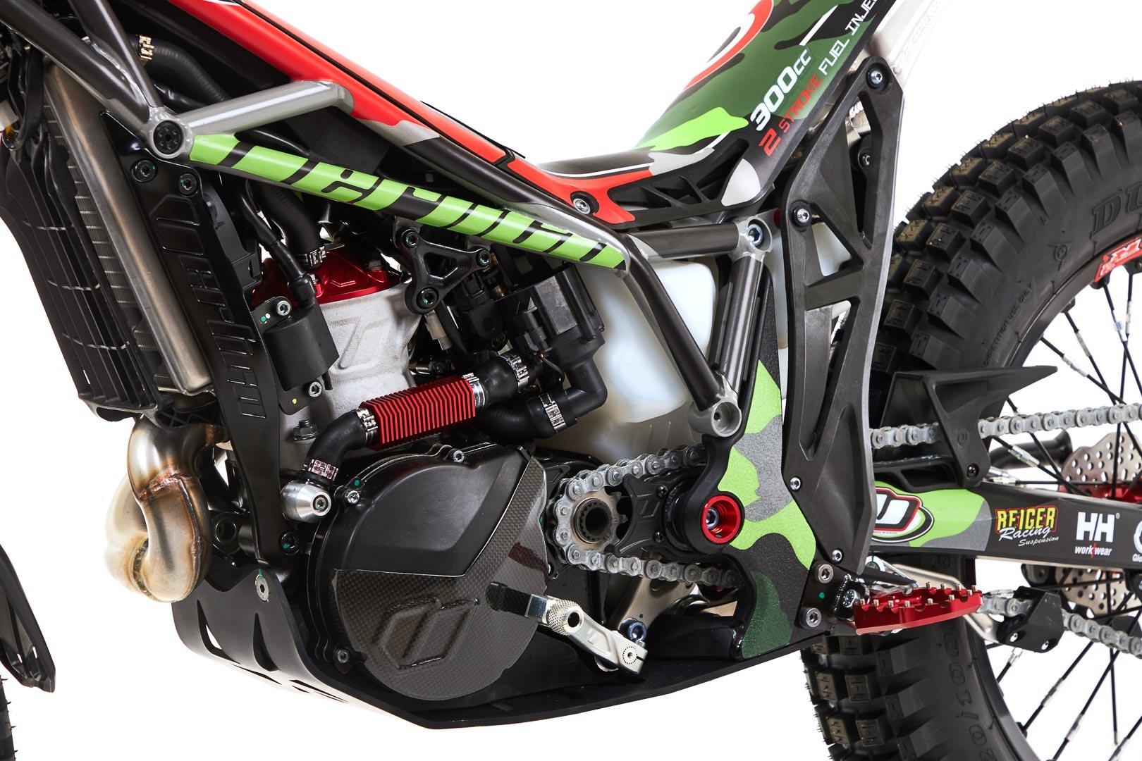 2020 Vertigo Vertical R2 First Look - trials motorcycle