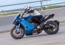 Zero SR S electric motorcycle price