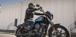 2020 Harley Iron 1200 specs