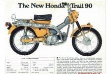 Honda Trail 90: A look Back at the First True Adventure Bike
