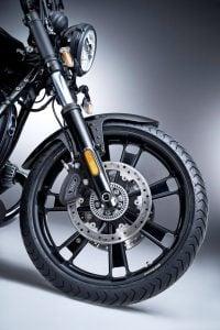 2021 BMW R 18 Factory Customs First Look: Custom Wheels