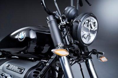 2021 BMW R 18 Factory Customs First Look: Roland Sands Design