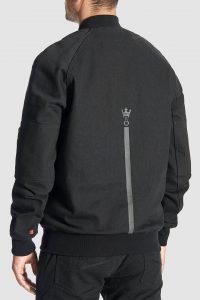 Pando Moto Bomber Cor 01 motorcycle jacket - Rear
