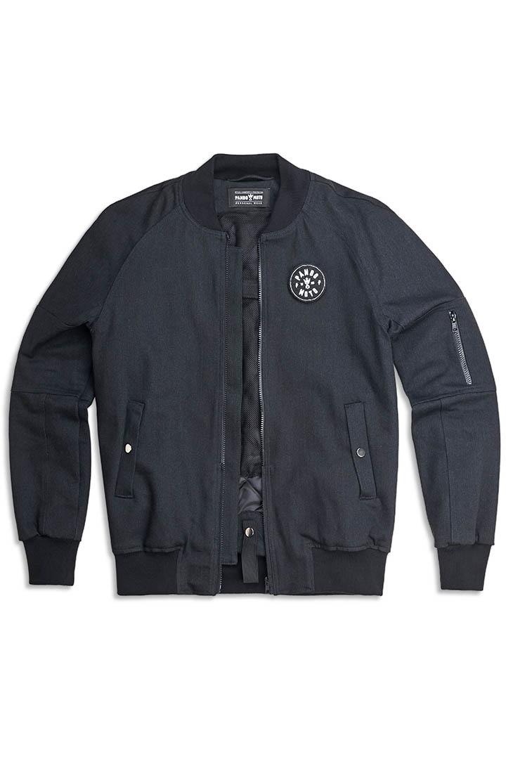 Pando Moto Bomber Cor 01 motorcycle jacket - front