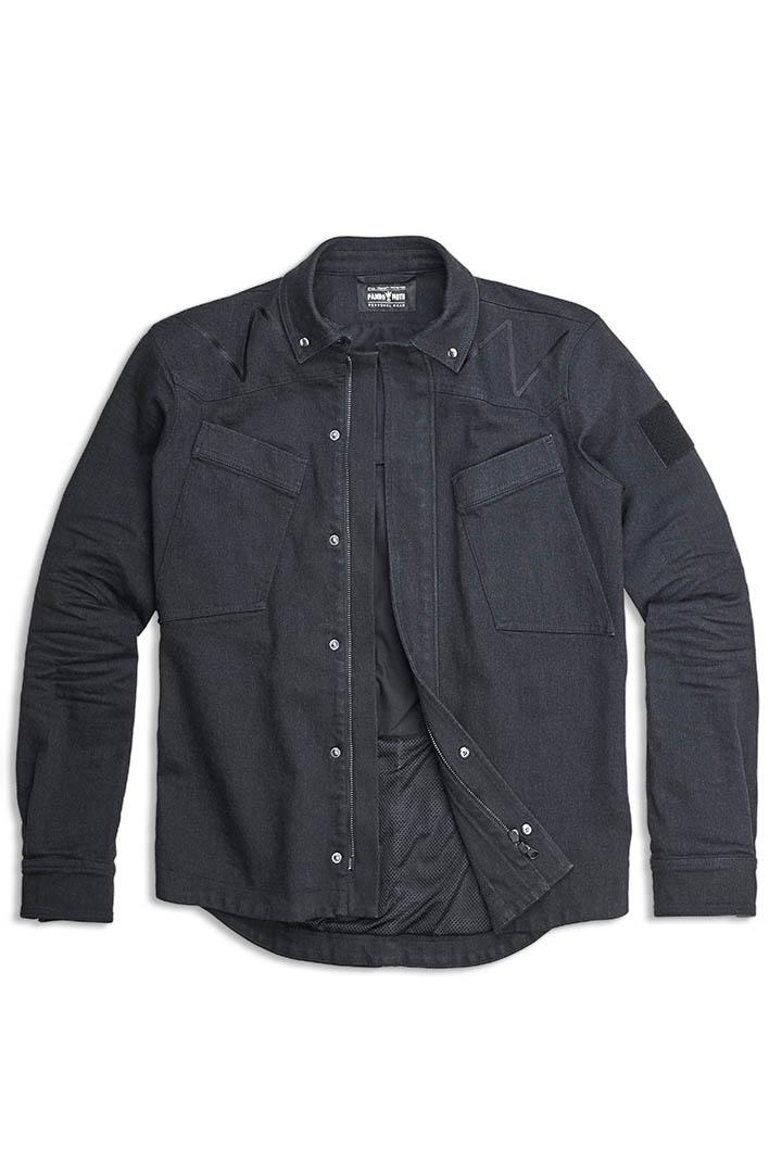 Pando Moto Capo Cor 01 motorcycle jacket - front