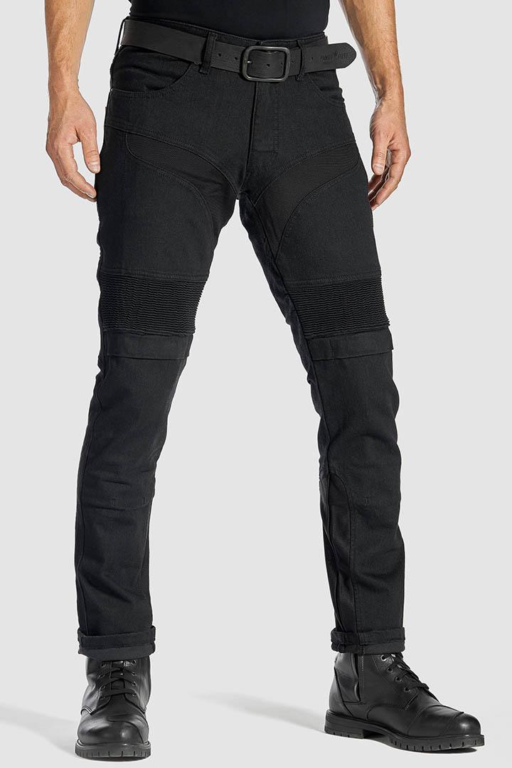 Pando Moto Karldo Kev 01 Motorcycle Jeans - front