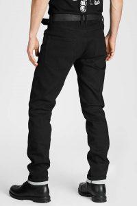Pando Moto Steel Black 9 Pants back