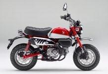 2021 Honda Monkey First Look - ABS