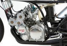 Ducati 125c GP Racer - Auction