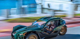 2020 Polaris Slingshot Grand Touring LE price
