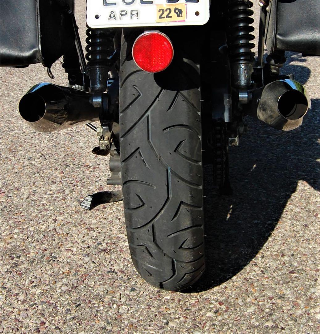 PIRELLI MOTO SPORTDEMON 130//70 16 61P