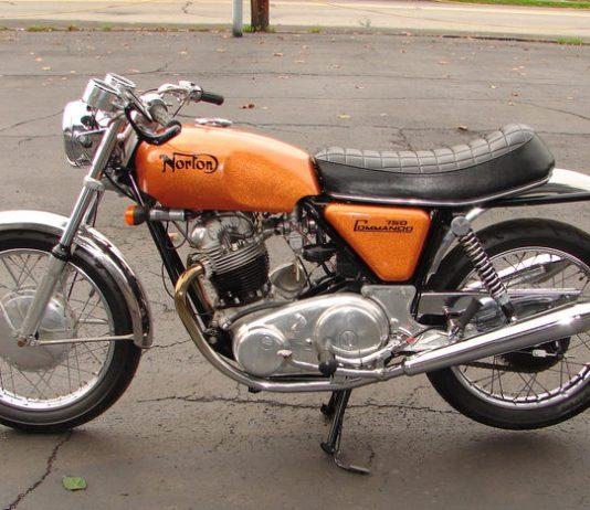 What's My Dream Motorcycle? 1971 Norton Commando 750
