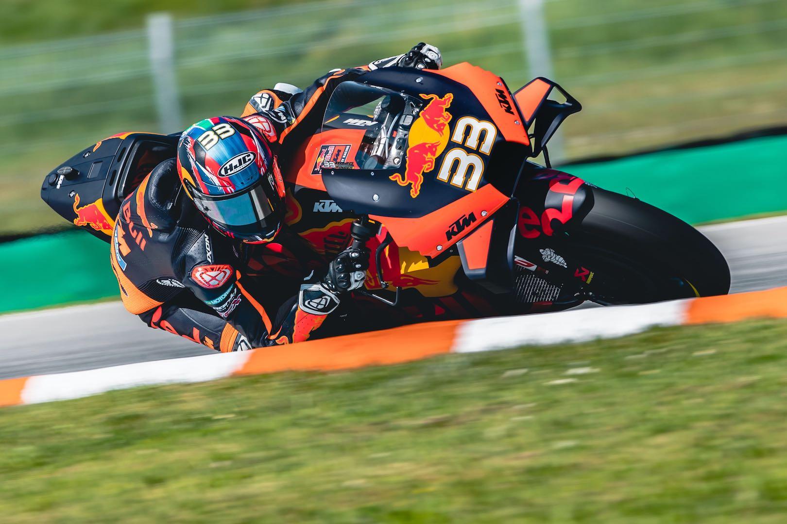 KTM, Rookie Binder, and South Africa Make MotoGP History