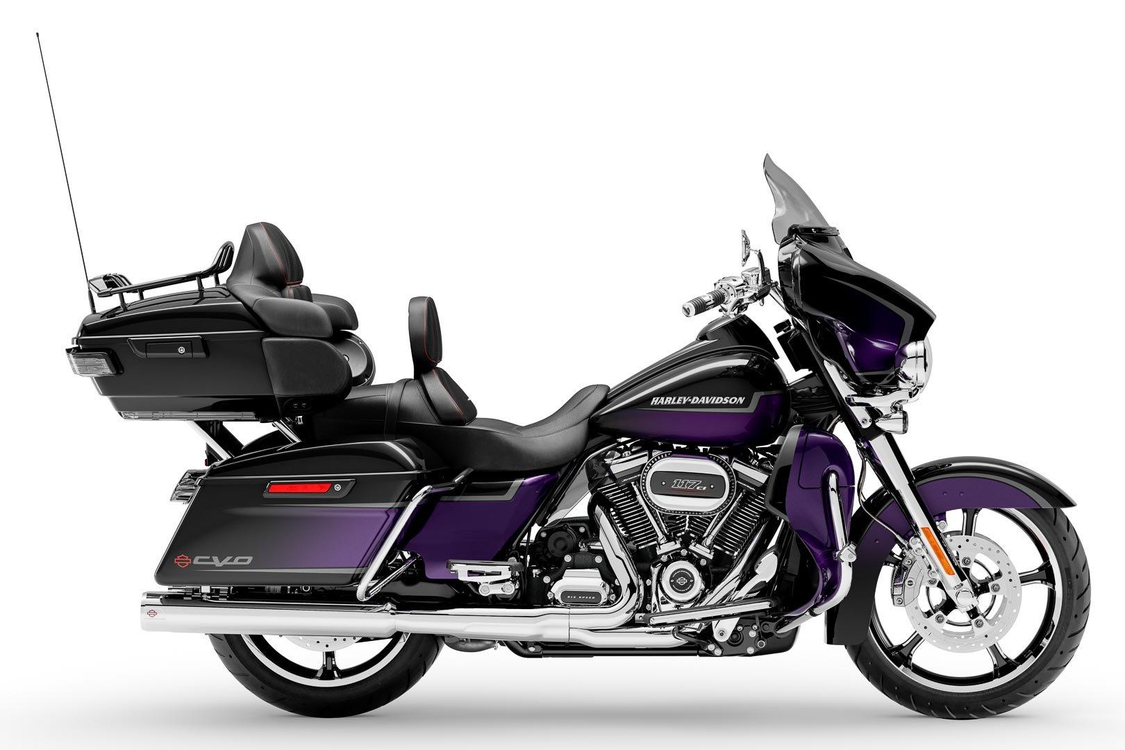 2021 Harley-Davidson CVO Limited First Look: Updates, Specs, Photos