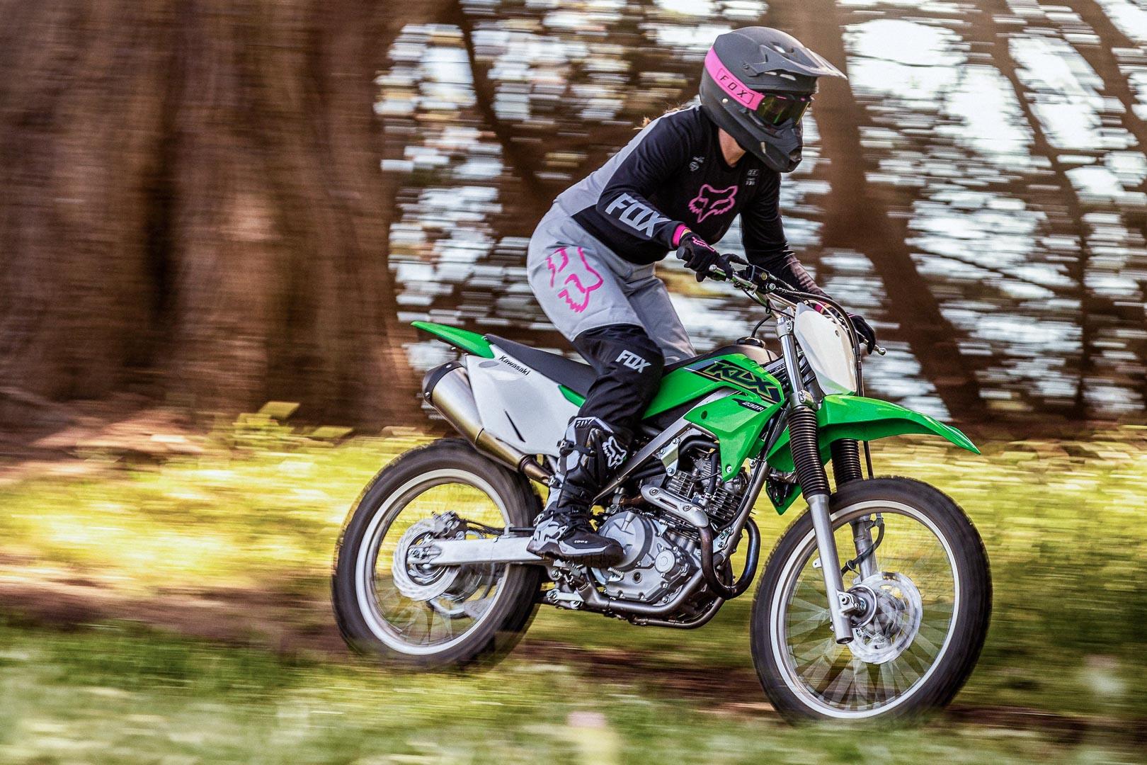 2021 Kawasaki KLX230R S First Look (8 Fast Facts)