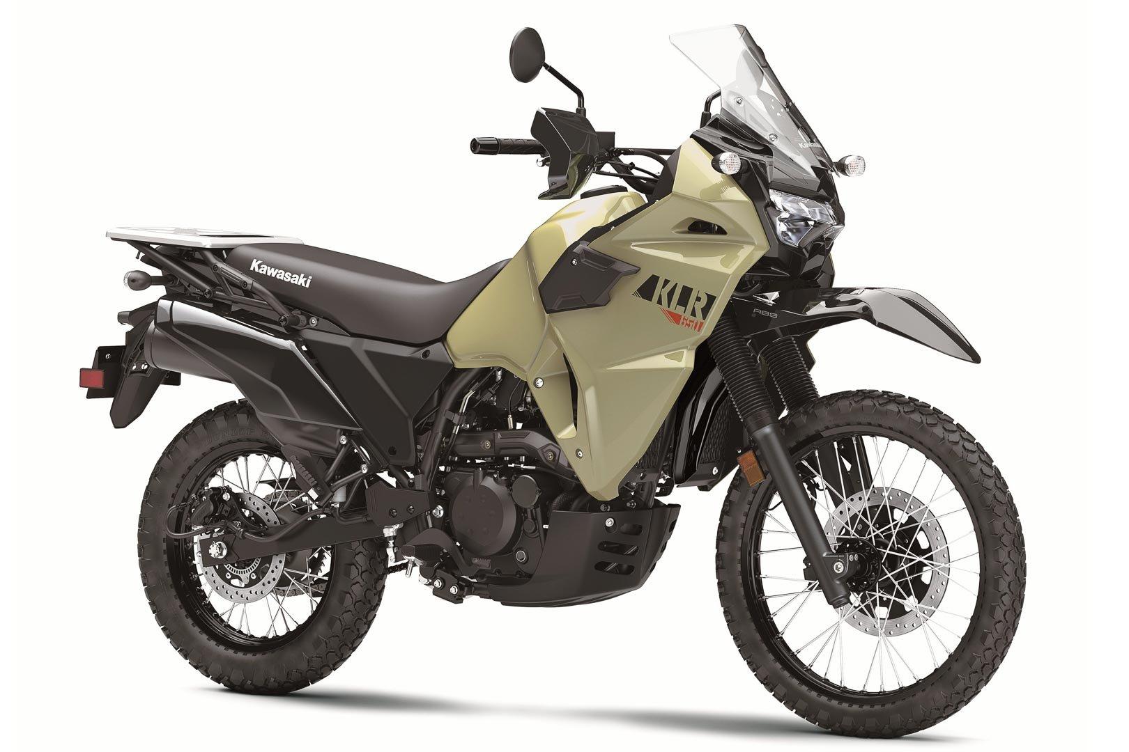 2022 Kawasaki KLR650 First Look (14 Fast Facts)